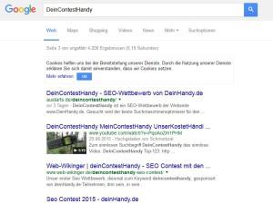 DeinContestHandy Ranking 07.09.2015